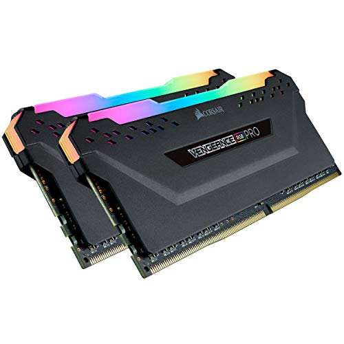 Corsair Vengeance RGB Pro 64GB (2x32GB) DDR4 3200...