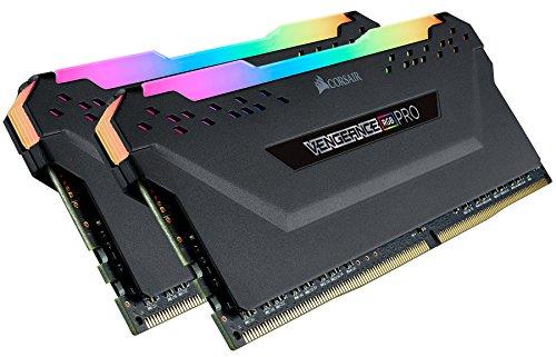Corsair Vengeance RGB Pro 32GB (2x16GB) DDR4 3200...