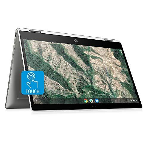 HP Chromebook x360 14-inch HD Touchscreen Laptop, Intel...